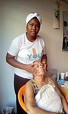 Massofilaxia, massagem local e corporal a domicilio